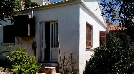 Ισόγεια κατοικία με κήπο στο Μαραθόκαμπο