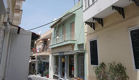 Διαμέρισμα στον Εμπορικό δρόμο Σάμου