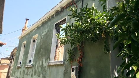 Παλαιά κατοικία στους Μανωλάτες